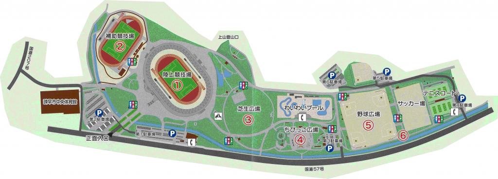 nagasaki-map