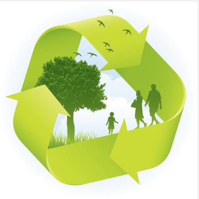 自然循環型社会を指向するバイオメンテナンスイメージ